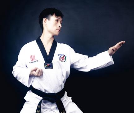 跆拳道培训馆长