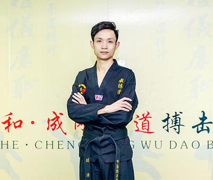 跆拳道培训教练