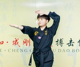 重庆儿童跆拳道培训教练