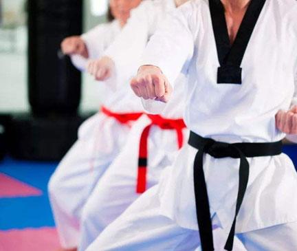 解放碑跆拳道培训弟子班