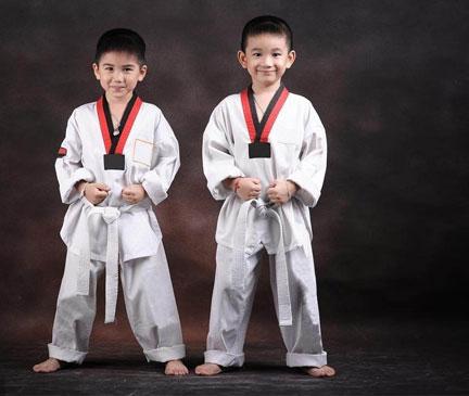 解放碑儿童跆拳道培训
