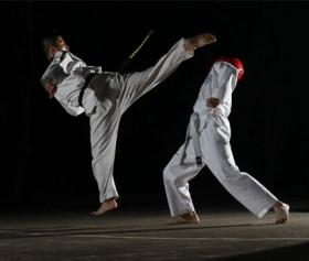 青少年跆拳道培训